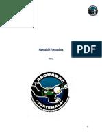 Manual Del Paracaidista Oficial ASOPARAC
