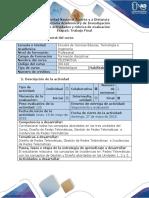 Guía de Actividades y Rubrica de Evaluacion - Etapa 5 - Trabajo Final