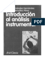 Introducción al Analisis Instrumental Hernandez