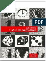 JULIO PINTO - 1,2,3 da Semiótica