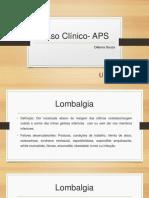 Apresentação Lombalgia- Débora.pptx