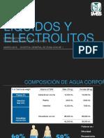 ELECTROLITOS YSOLUCION
