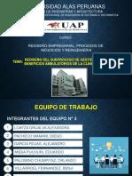 Diapos Examen Parcial - Clinica Ricardo Palma
