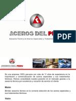 Metalurgia Básica- Aceros Del Perú