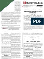 Buletin Rumaysho MPD Edisi 30