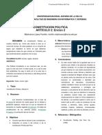 Mijahuanca ---Interpretacion Articulo 2 Constitucion Politica