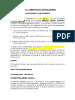 Acta de Jga Remocion Del Gg
