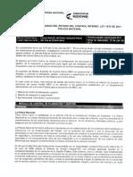 Informe Pormenorizado Del Control Interno Marzo a Junio 2017