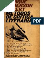 ANDERSON IMBERT Enrique - Metodos De Critica Literaria.pdf