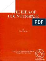 The Idea of Counterspace