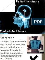 Historia de Radiodiagnostico
