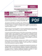 Caratula de Resumen Técnico Convencion 2009