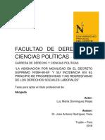 Dominguez Rojas Luz Maria
