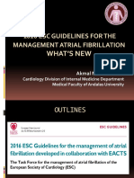 Akmal M. Hanif - Atrial Fibrillation Guideline