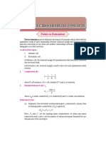 12 Chemistry Keypoints Revision Questions Chapter 3