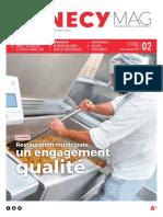 Annecy Mag.  n. 2 - Novembre/Décembre (2017)
