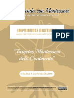Continents Gran - CreciendoConMontessori