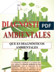 DIAGNÓSTICOS AMBIENTALES