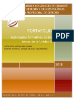 Portafolio Doctrina Social Kelly Otriz