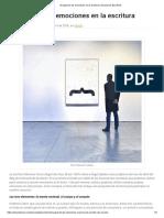 El papel de las emociones en la escritura _ Escuela de Escritores.pdf
