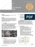 Technical Note 002 Lessons Learnt, Collapse of Nicoll Highway