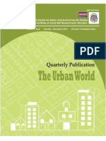 Prof. Vibhuti Patel on Development of Tourism Infrasturcture in Maharashtra, The Urban World (Oct-Dec, 2017).pdf