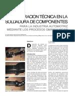Comparacion de Procesos de Soldadura Gmaw,Fcaw y Mcaw