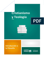 Lectura 1. Cristianismo y Teolog+¡a