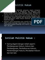 Pembaharuan Hukum Pidana (Prof. Marcus)