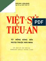 Nhà Lý - Trích Việt Sử Tiêu Án - Ngô Thời Sỹ (1775)