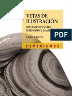AMOROS, Celia, Vetas de Ilustración. Reflexiones sobre feminismo e Islam, Universidad de Valencia, 2009