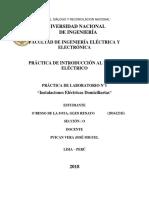 1er Laboratorio de Practicas de Diseño Electrico
