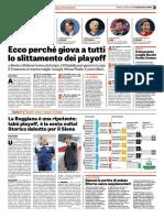 La Gazzetta Dello Sport 29-05-2018 - Serie B