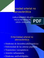 Enfermedad Arterial No Aterosclerotica