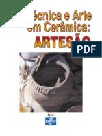 Cartilha o Artesao Cerâmica
