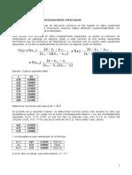 An Tema 3 08 Derivacion Datos Desigualmente Espaciados