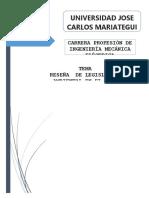 Reseña de Legislación Ambiental