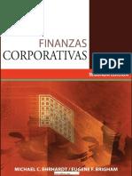 Finanzas Corporativas 2da. Edición. México