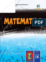 BS Matematika SMP Kelas 9 Rev 2018