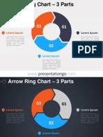 Arrow Ring Chart 3 Parts PGo