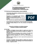 Tratados DIH - El Salvador (Actualizado 07-06-2012)