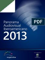 0A1-Panorama Audiovisual Iberoamericano 2013