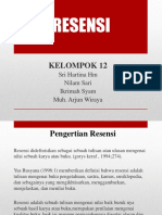 Ppt Tugas Bhs Indonesia Resensi