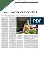 2007 - Fernando G. Toledo - Gustavo Bueno- No Existe La Idea de Dios. Señales