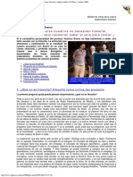 2000 - Gustavo Bueno - Muchos Congéneres Nuestros No Necesitan Filosofar, Aunque Hablen. Sólo Necesitan Saber El Sitio Para Comer. El Foro