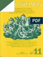 1992 - 36 - Estado e Historia (en Torno Al Artículo de Francis Fukuyama). El Basilisco, Número 11, 1992