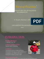 Good Mining Practices.pptx
