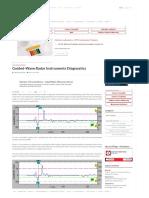 Guided-Wave Radar Instruments Diagnostics