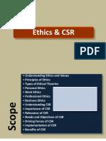 Ethics - PCC
