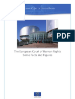European Court of Human Rights Facts and figures 2008 ENG